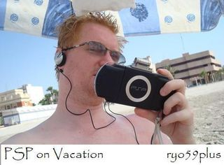 Psp on vacation