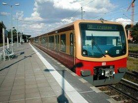 S_bahn_train